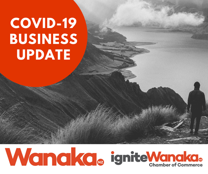 Regional Business Support for COVID-19